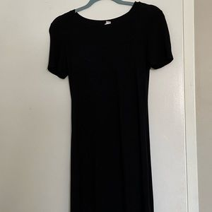 Black Garage dress